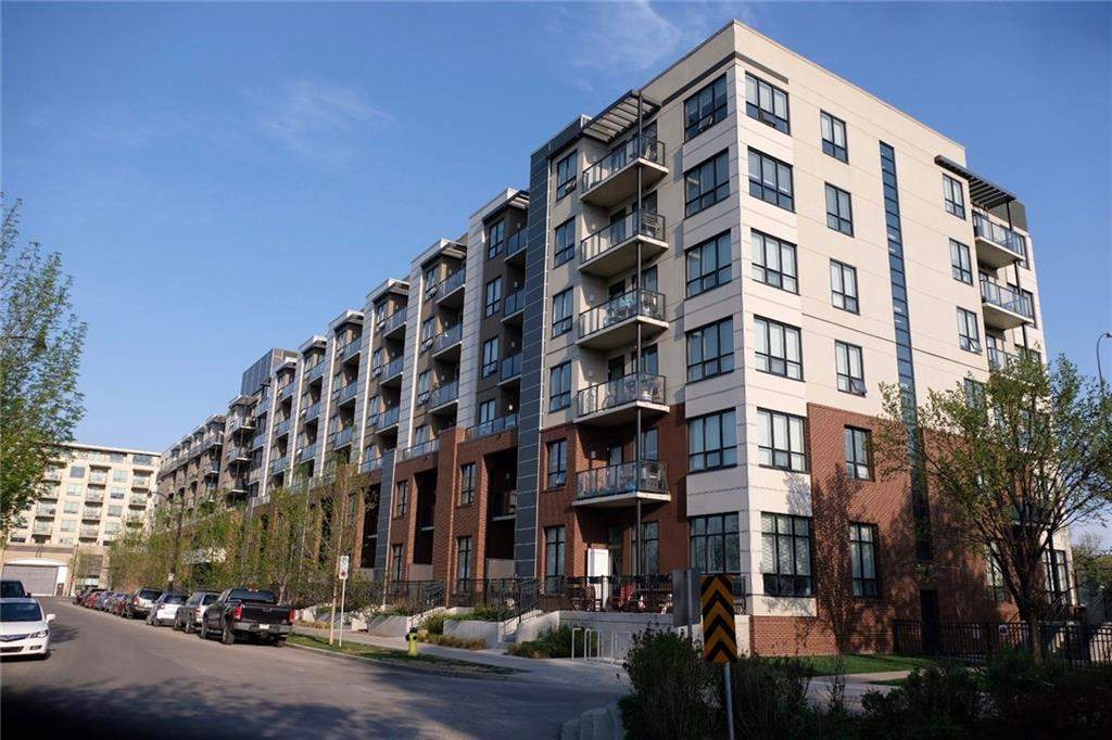 MLS® #C4184147 - #117 955 Mcpherson RD Ne in Bridgeland/Riverside Calgary, Apartment