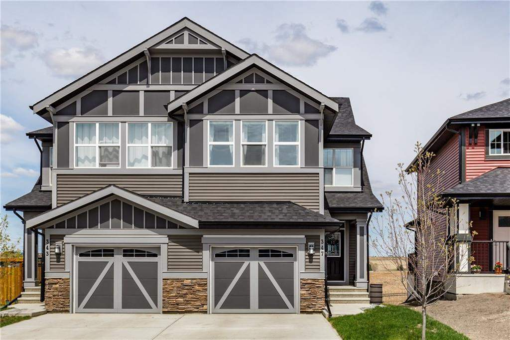 MLS® #C4184289 - 347 Sunrise Vw in Sunset Ridge Cochrane, Attached Open Houses