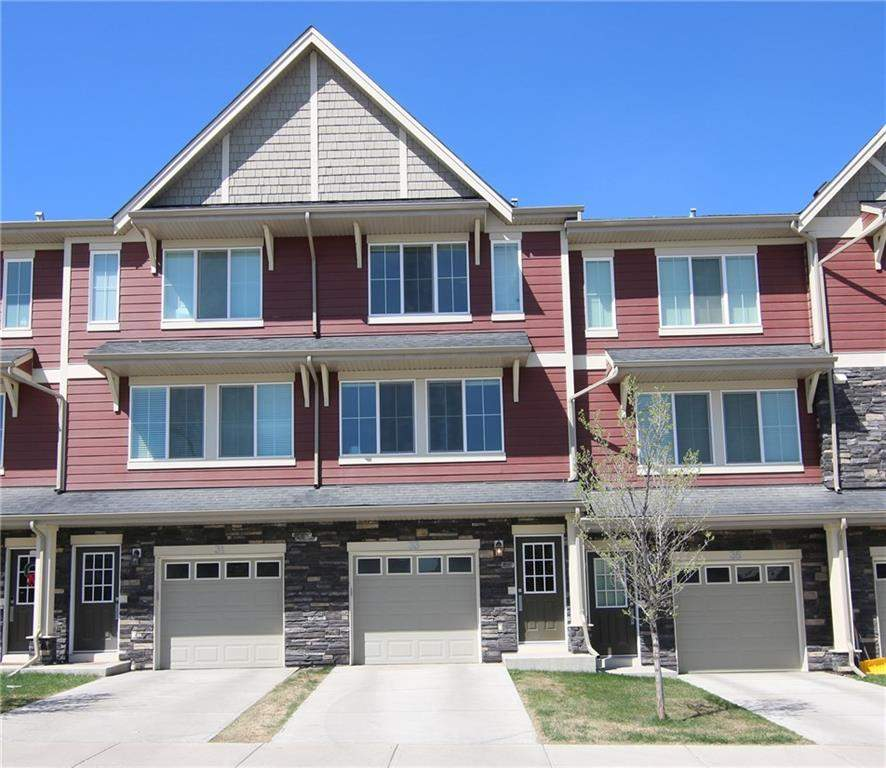 MLS® #C4184391 - 33 Kinlea WY Nw in Kincora Calgary, Attached Open Houses