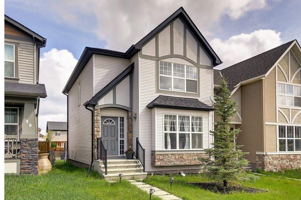 MLS® #C4184494 - 86 Silverado Plains Mr Sw in Silverado Calgary, Detached Open Houses