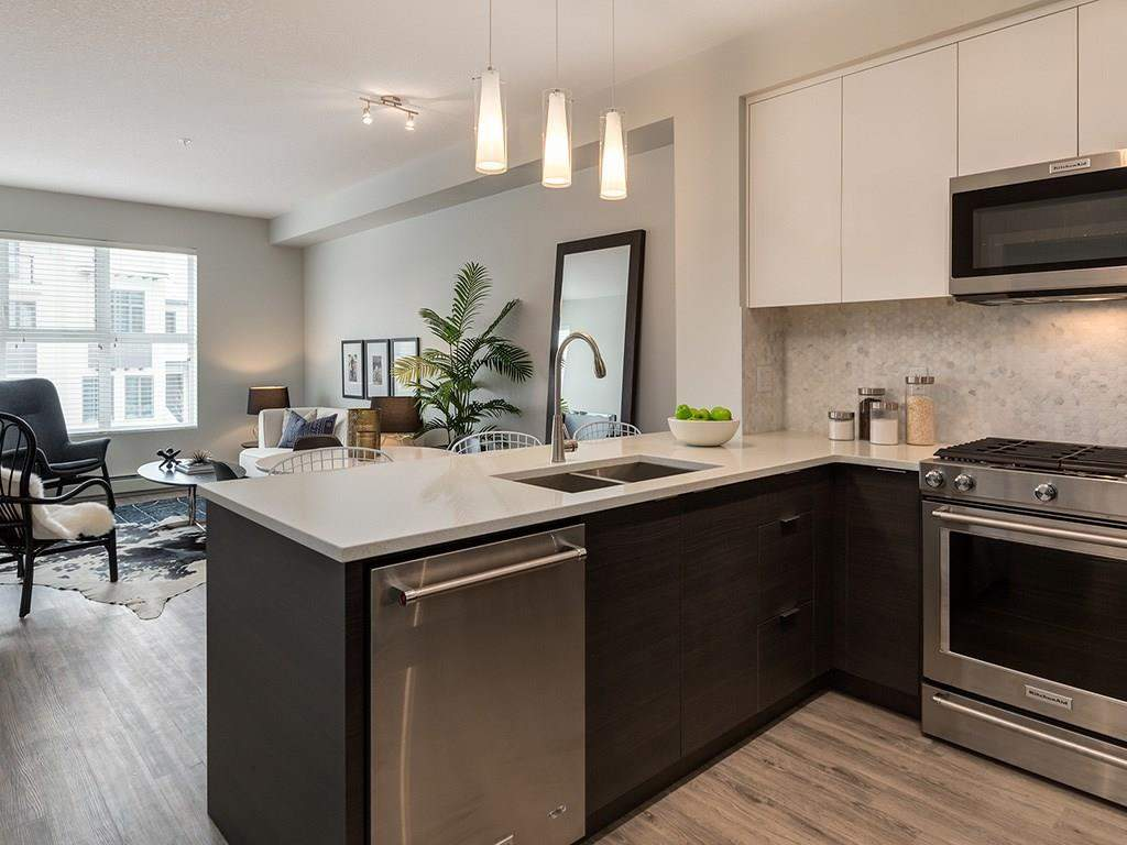 MLS® #C4184526 - #1203 95 Burma Star RD Sw in Currie Barracks Calgary, Apartment Open Houses