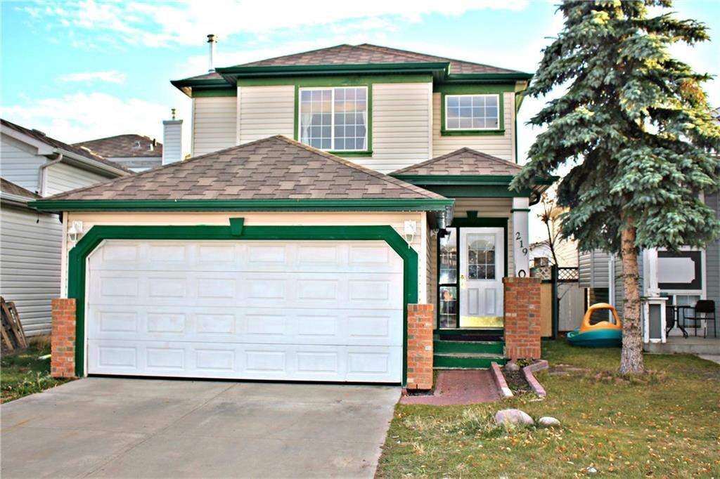 MLS® #C4184648 - 219 Martin Crossing CL Ne in Martindale Calgary, Detached Open Houses