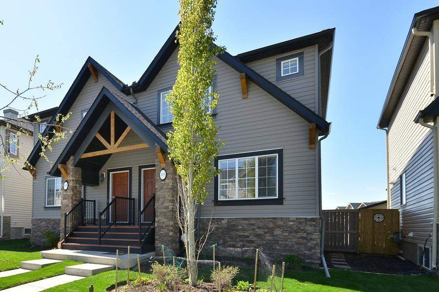 MLS® #C4184790 - 135 Skyview Ranch RD Ne in Skyview Ranch Calgary, Attached Open Houses