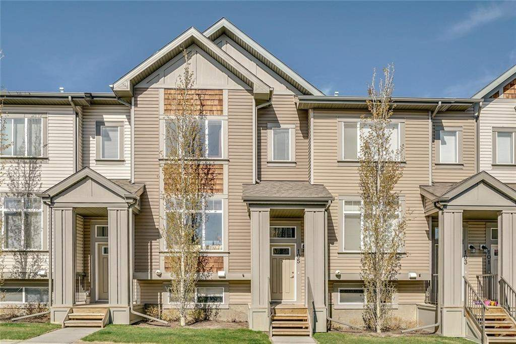 MLS® #C4184821 - 105 Copperpond Ro Se in Copperfield Calgary, Attached Open Houses