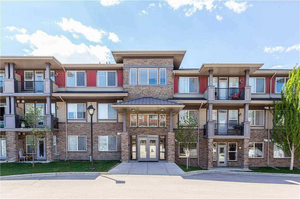 MLS® #C4184873 - #110 76 Panatella RD Nw in Panorama Hills Calgary, Apartment Open Houses