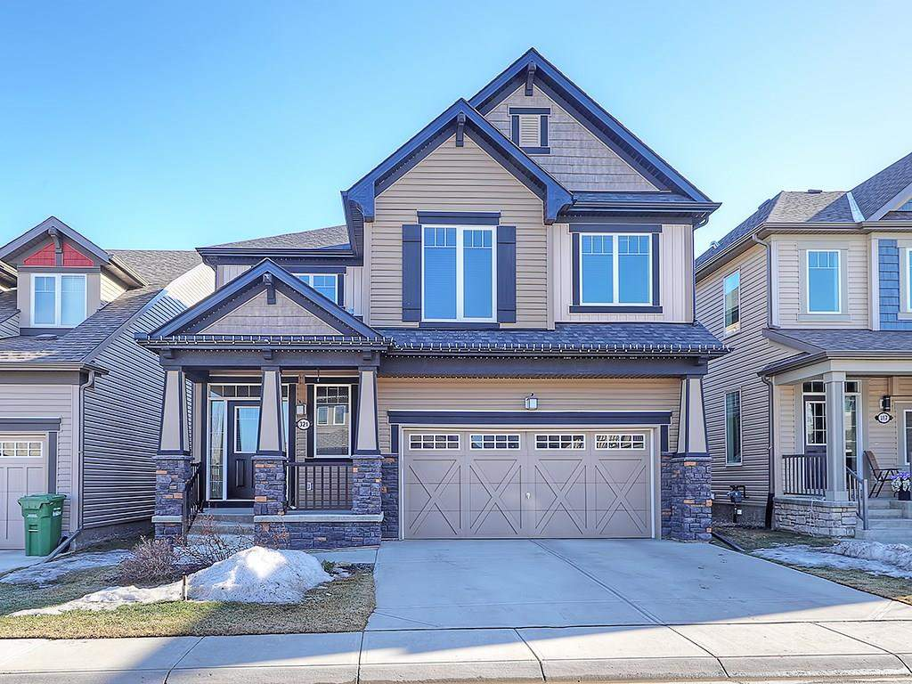 MLS® #C4184903 - 321 Windridge Vw Sw in Windsong Airdrie, Detached Open Houses