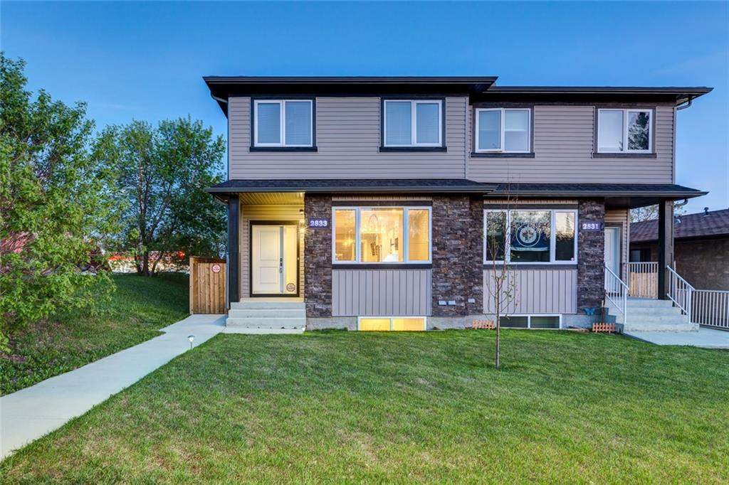 MLS® #C4185086 - 2833 16 AV Se in Albert Park/Radisson Heights Calgary, Attached Open Houses