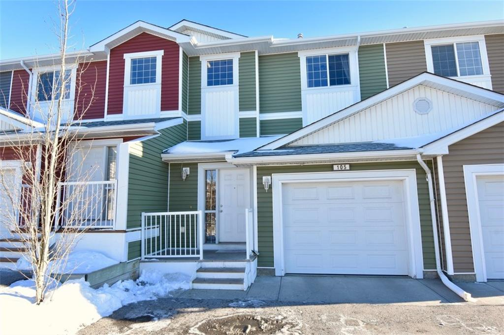 MLS® #C4185820 - #105 800 Yankee Valley Bv Se in Big Springs Airdrie, Attached Open Houses