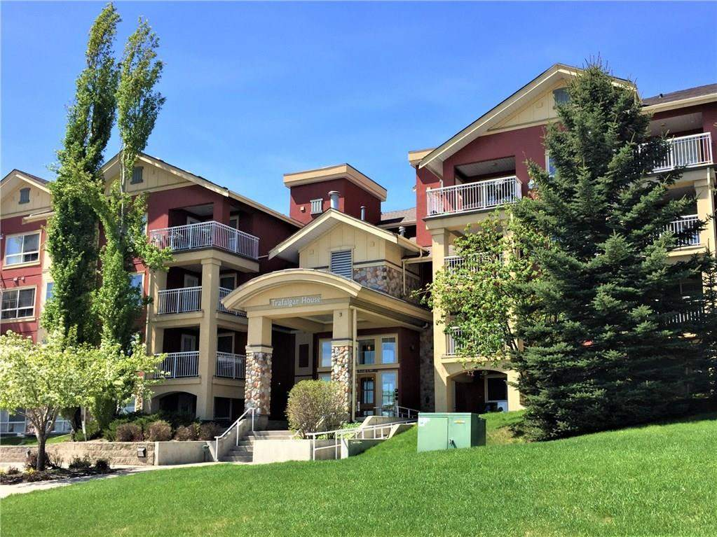 MLS® #C4185878 - #219 5115 Richard RD Sw in Lincoln Park Calgary, Apartment Open Houses