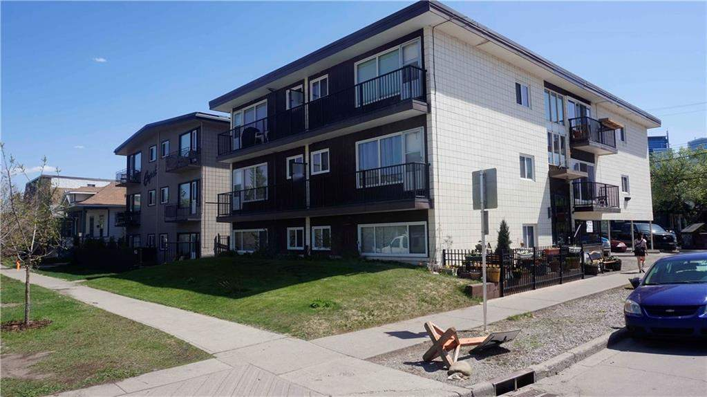 MLS® #C4185896 - 320 9 ST Nw in Sunnyside Calgary, Commercial Open Houses