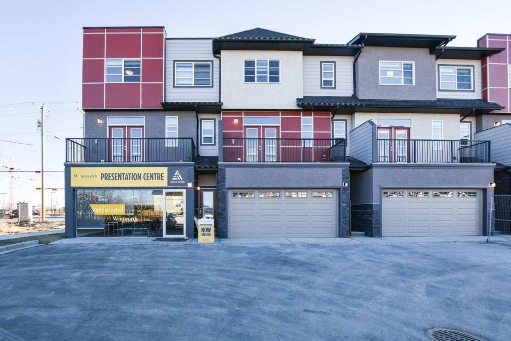 MLS® #C4185960 - 120 Wentworth Ro Sw in West Springs Calgary, Attached Open Houses