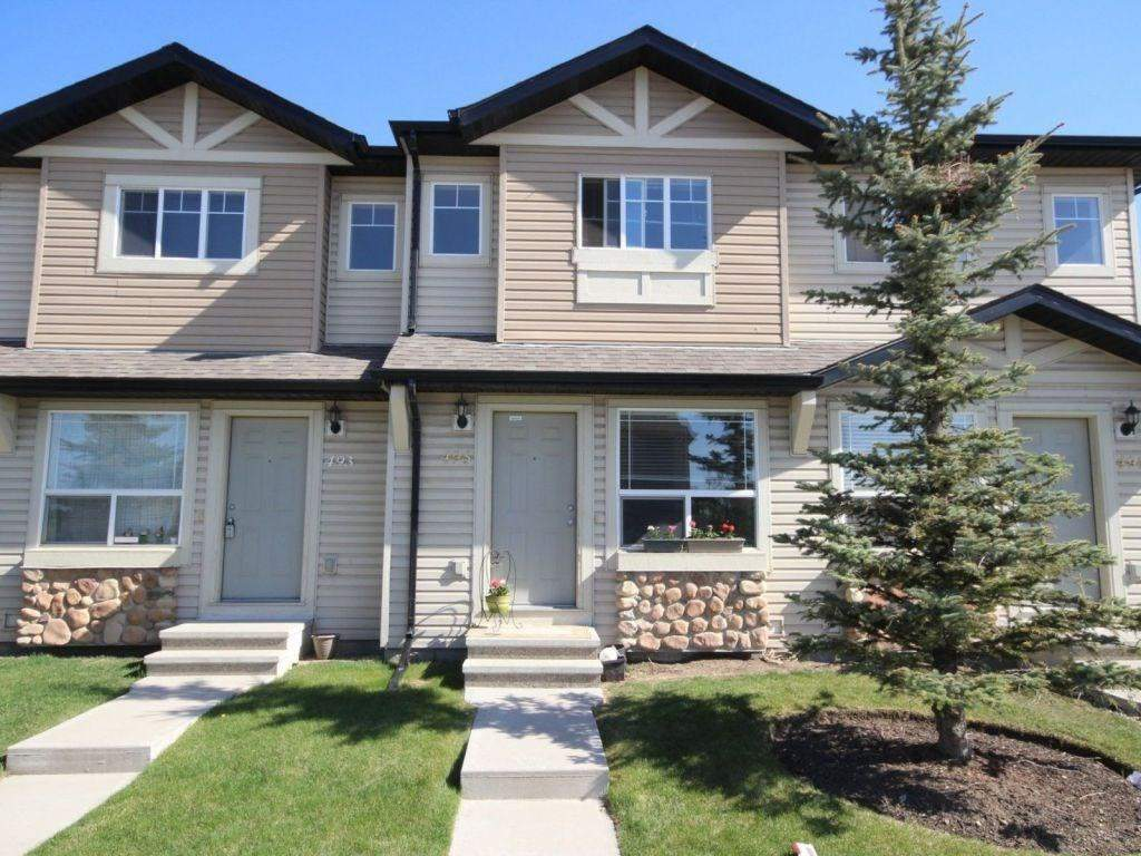 MLS® #C4186087 - 495 Saddlecrest Bv Ne in Saddle Ridge Calgary, Attached Open Houses