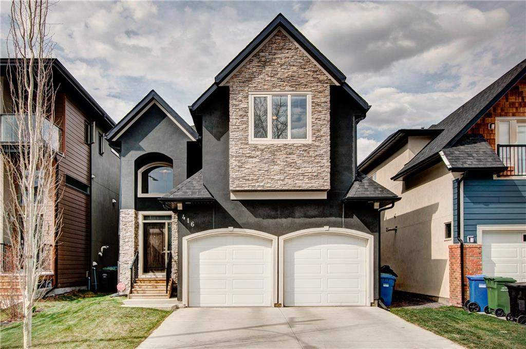 MLS® #C4186268 - 416 25 AV Ne in Winston Heights/Mountview Calgary, Detached Open Houses