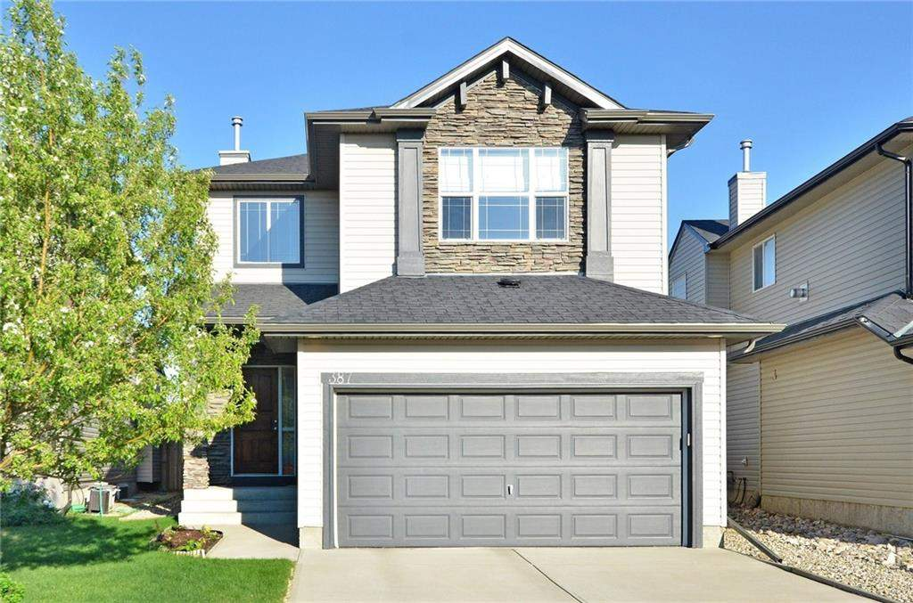 MLS® #C4186369 - 387 Evanston Vw Nw in Evanston Calgary, Detached Open Houses