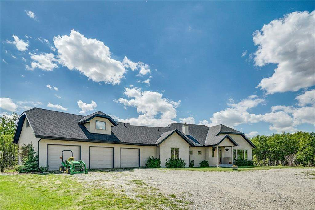 MLS® #C4186441 - 272180 Rge RD 42 in None Rural Rocky View County, Detached Open Houses