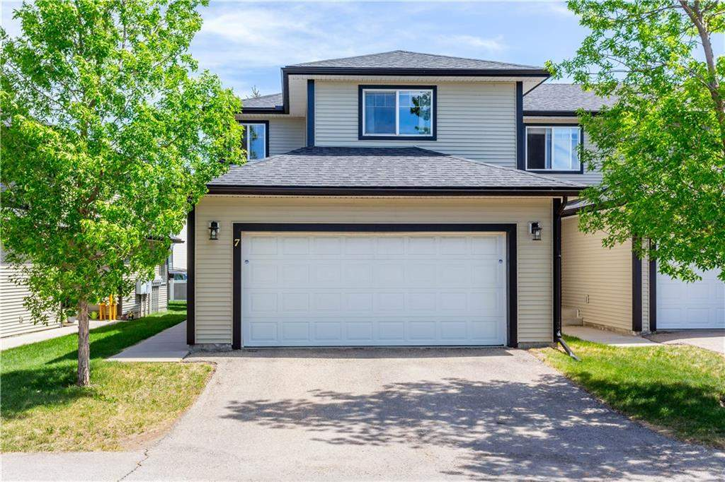 MLS® #C4186498 - #7 15 Silver Springs WY Nw in Silver Creek Airdrie, Attached Open Houses
