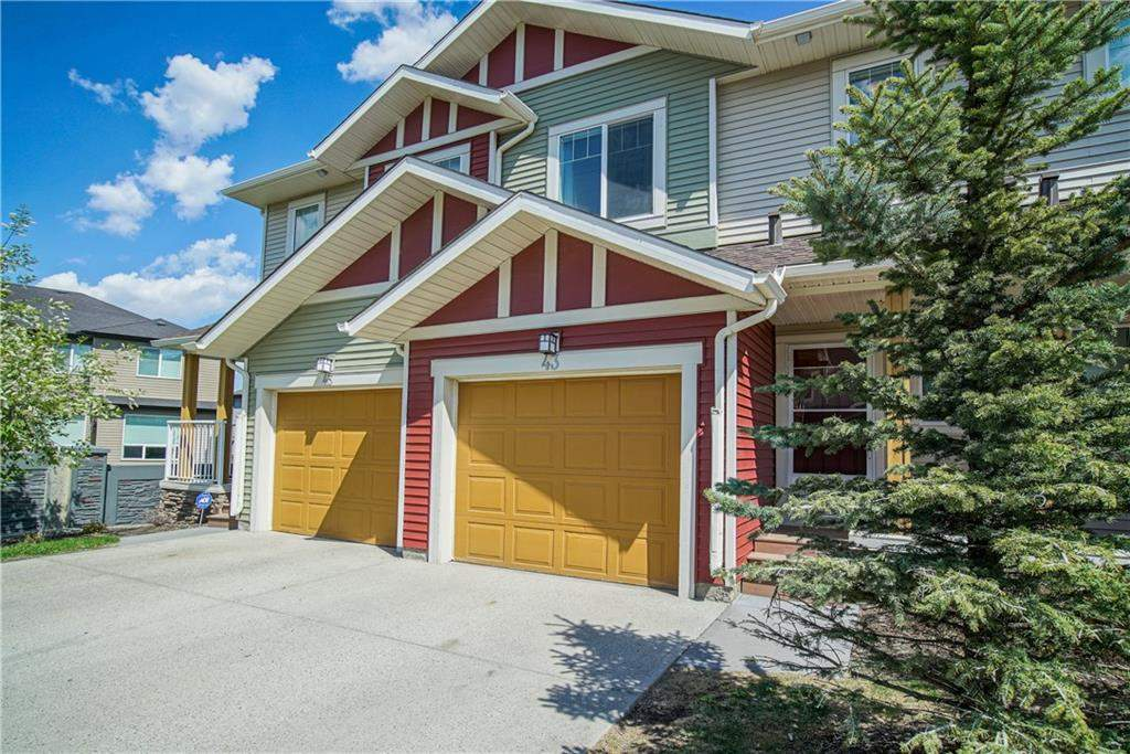 MLS® #C4186615 - 43 Sage Hill Cm Nw in Sage Hill Calgary, Attached Open Houses