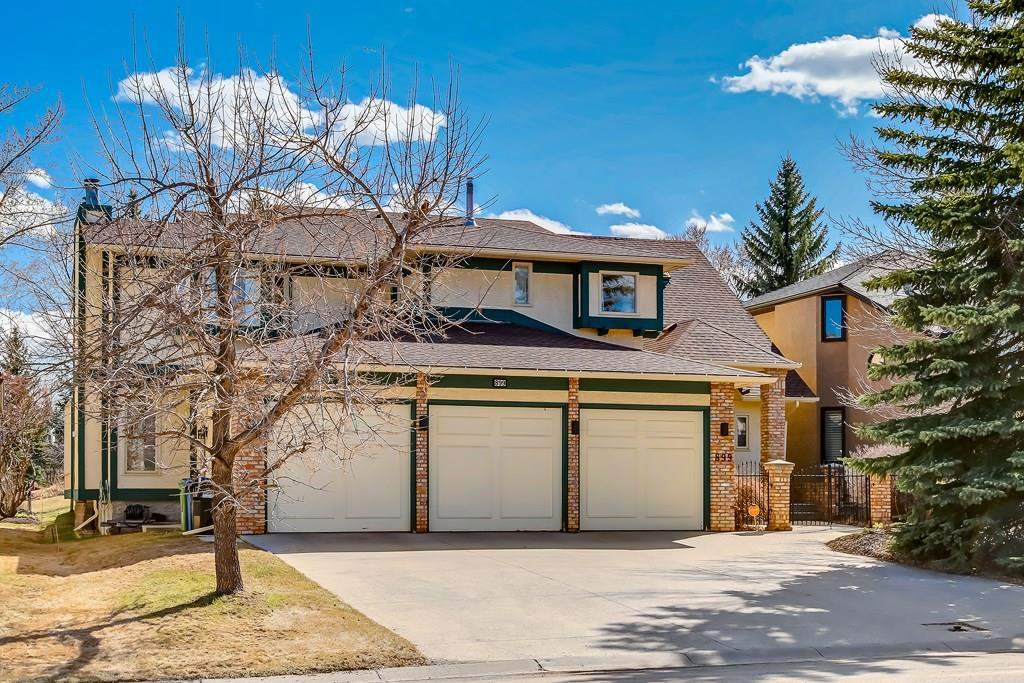 MLS® #C4186670 - 899 Shawnee DR Sw in Shawnee Slopes Calgary, Detached Open Houses