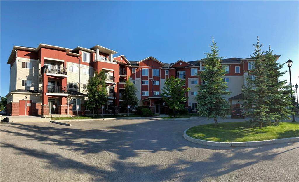 MLS® #C4186792 - #302 162 Country Village Ci Ne in Country Hills Village Calgary, Apartment Open Houses