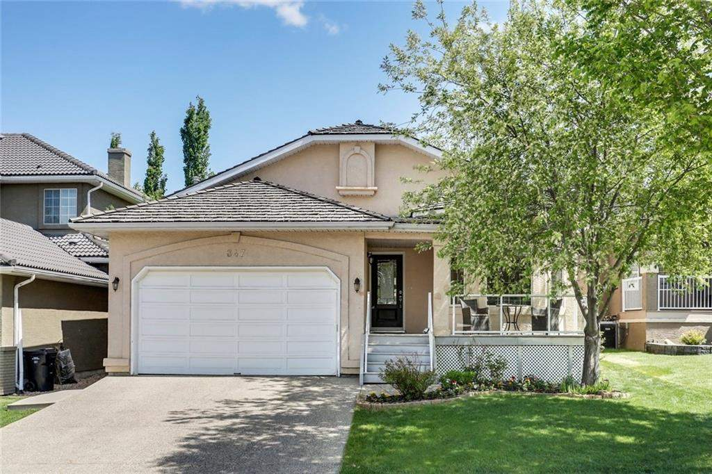 MLS® #C4186830 - 347 Mountain Park DR Se in McKenzie Lake Calgary, Detached Open Houses