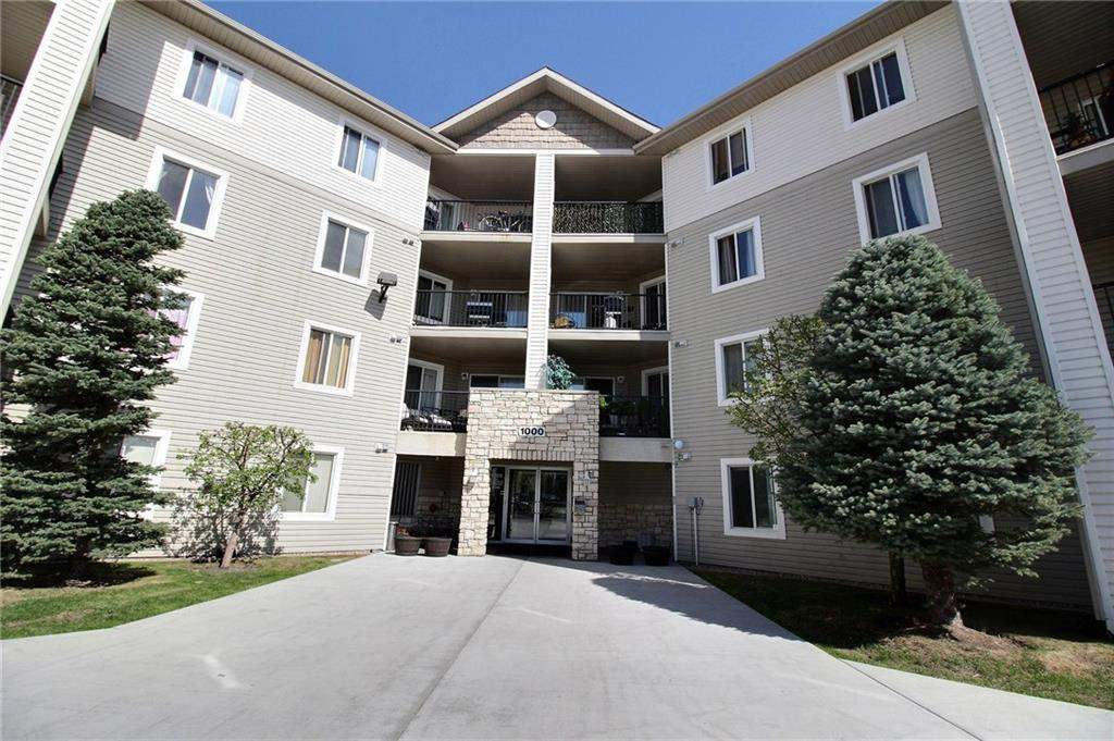 MLS® #C4186999 - #1209 12 Cimarron Cm in Cimarron Grove Okotoks, Apartment Open Houses