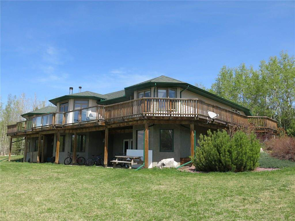 MLS® #C4187273 - 31461 Range Road 52 in None Rural Mountain View County, Agri-Business Open Houses