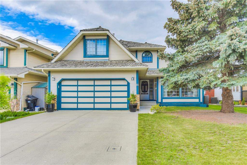 MLS® #C4187364 - 15 Douglas Park CL Se in Douglasdale/Glen Calgary, Detached Open Houses