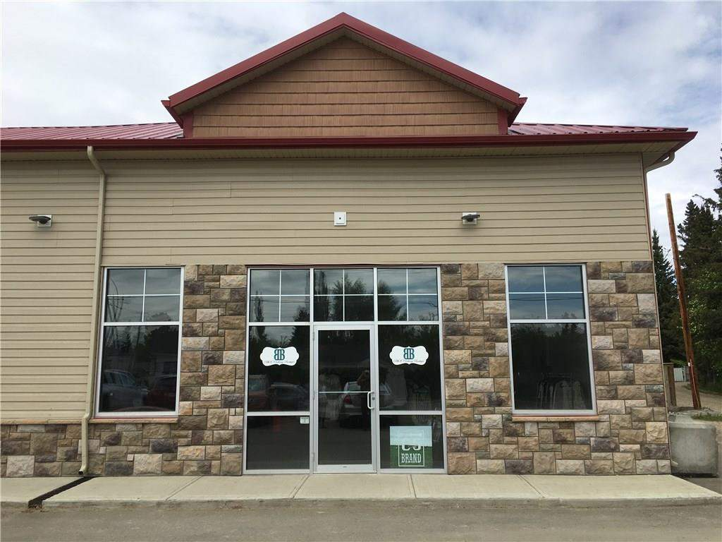 MLS® #C4187434 - 4529-49 Ave  And Highway #27 Av in None Olds, Commercial Open Houses