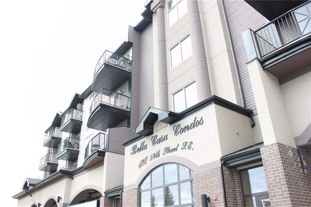 MLS® #C4187691 - #307 1727 54 ST Se in Penbrooke Meadows Calgary, Apartment Open Houses