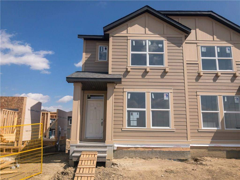 MLS® #C4187774 - 96 Cornerbrook Ga Ne in Cornerstone Calgary, Attached Open Houses