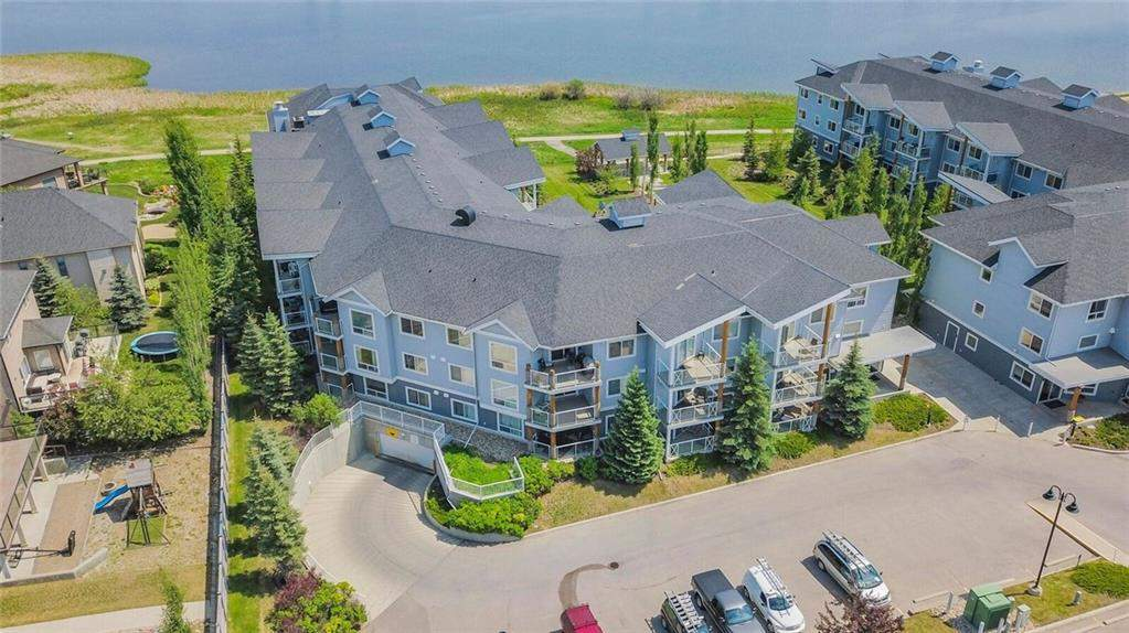 MLS® #C4187832 - #202 390 Marina Dr in Westmere Chestermere, Apartment Open Houses