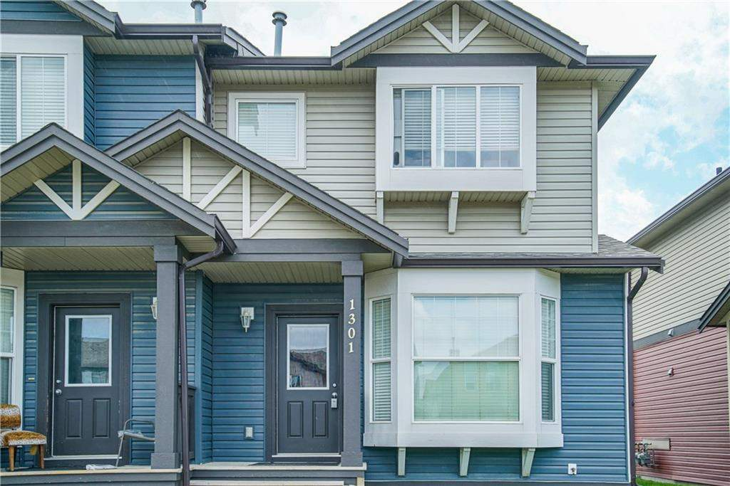 MLS® #C4187972 - #1301 2066 Luxstone Bv Sw in Luxstone Airdrie, Attached Open Houses