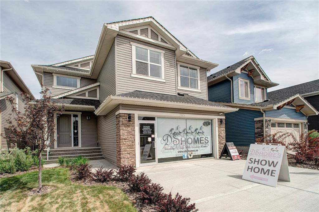 MLS® #C4188145 - 283 Baywater WY Sw in Bayside Airdrie, Detached Open Houses