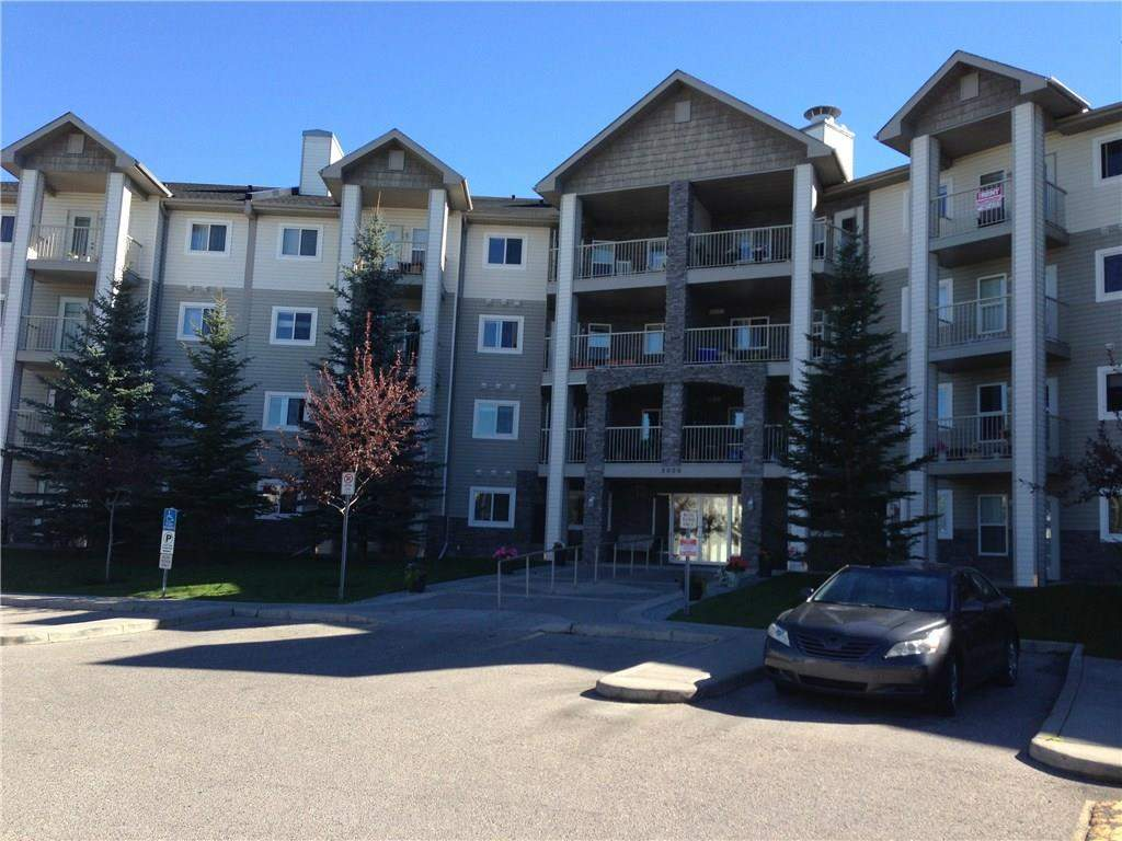 MLS® #C4188324 - #427 5000 Somervale Co Sw in Somerset Calgary, Apartment Open Houses