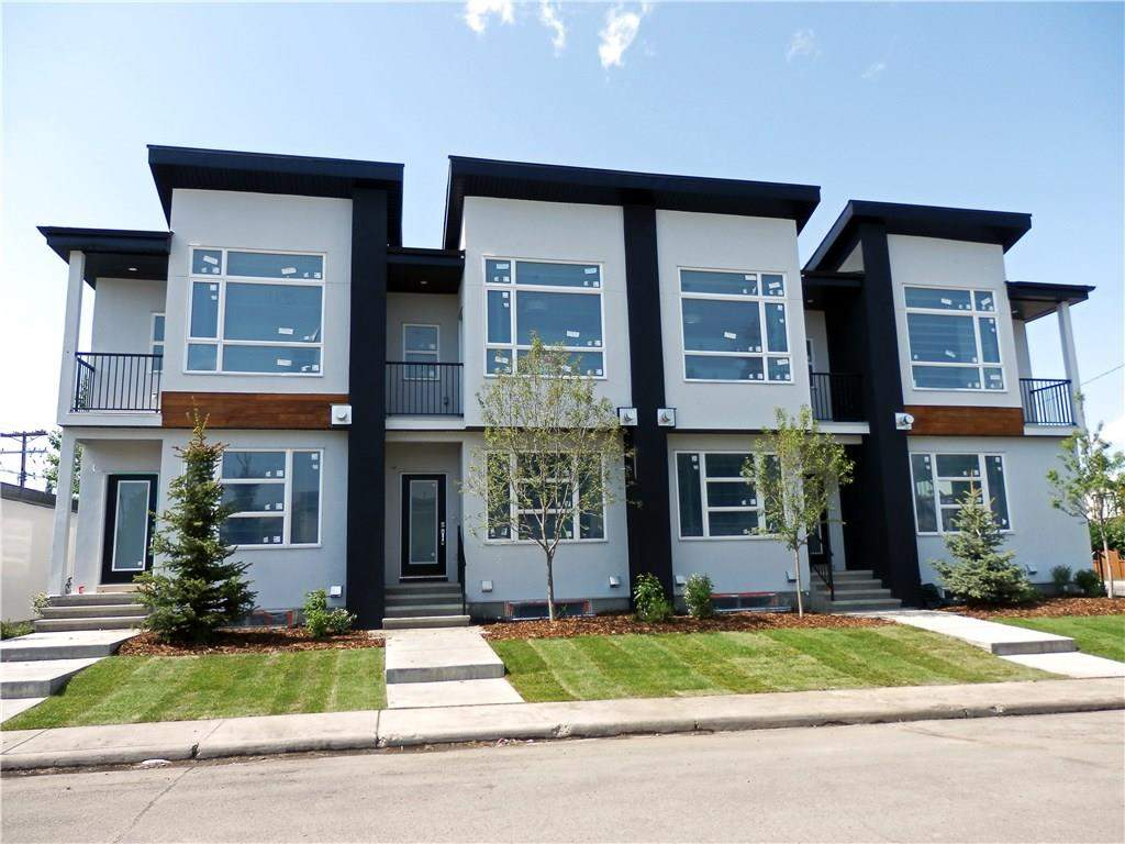 MLS® #C4188328 - 1883 47 ST Nw in Montgomery Calgary, Attached Open Houses