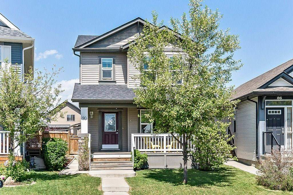 MLS® #C4188627 - 90 Silverado Saddle CR Sw in Silverado Calgary, Detached Open Houses