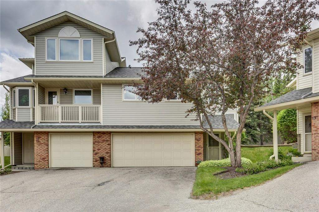 MLS® #C4188758 - 17 Millrise Ln Sw in Millrise Calgary, Attached Open Houses