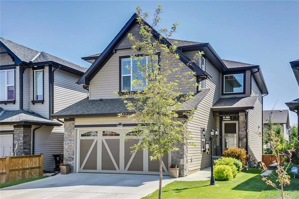 MLS® #C4188939 - 158 Brightonwoods Gv Se in New Brighton Calgary, Detached Open Houses