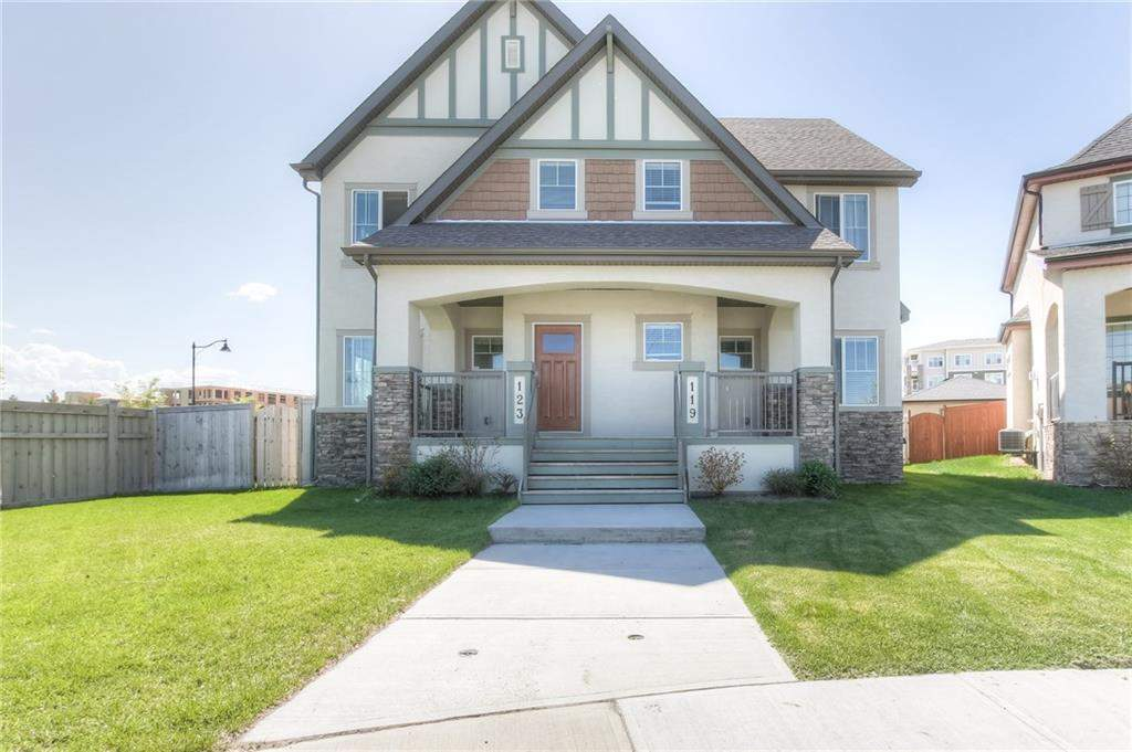 MLS® #C4188965 - 119 Mahogany Ro Se in Mahogany Calgary, Attached Open Houses