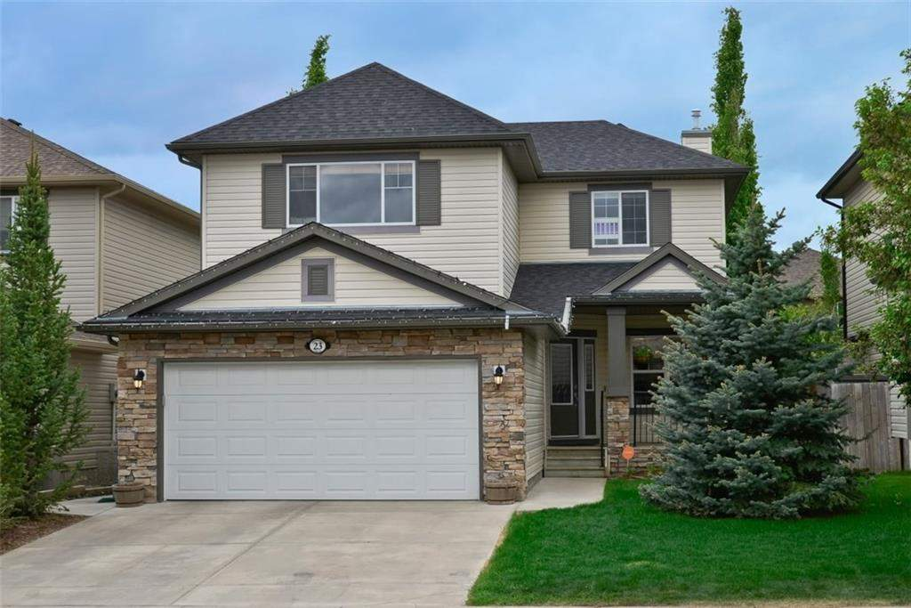 MLS® #C4189064 - 23 Wentworth Ci Sw in West Springs Calgary, Detached Open Houses