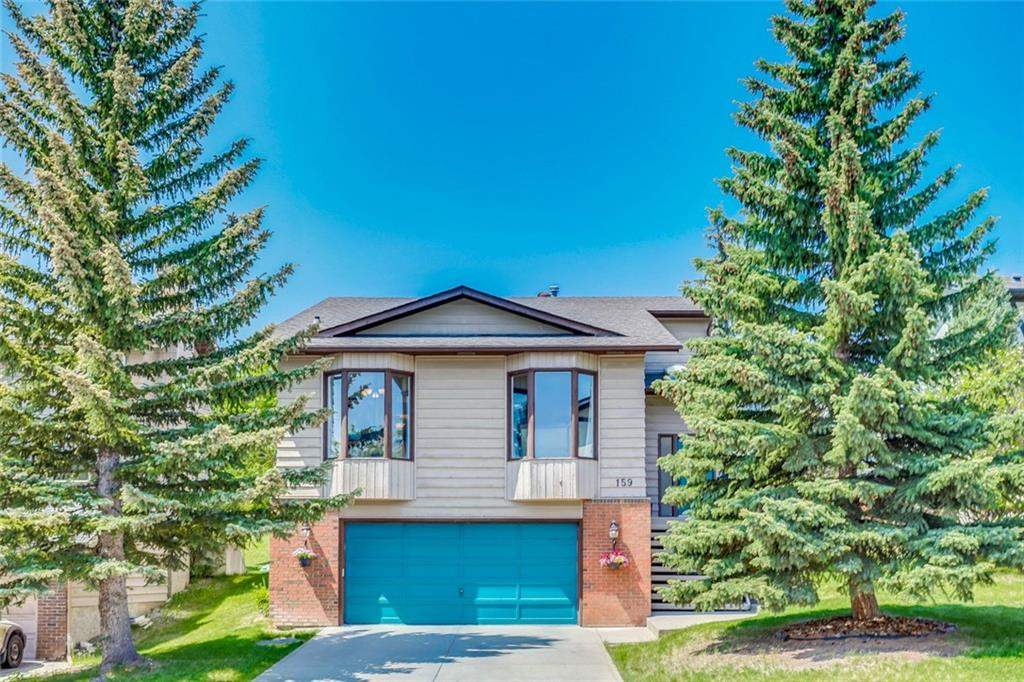 MLS® #C4189213 - 159 Dalcastle WY Nw in Dalhousie Calgary, Detached Open Houses