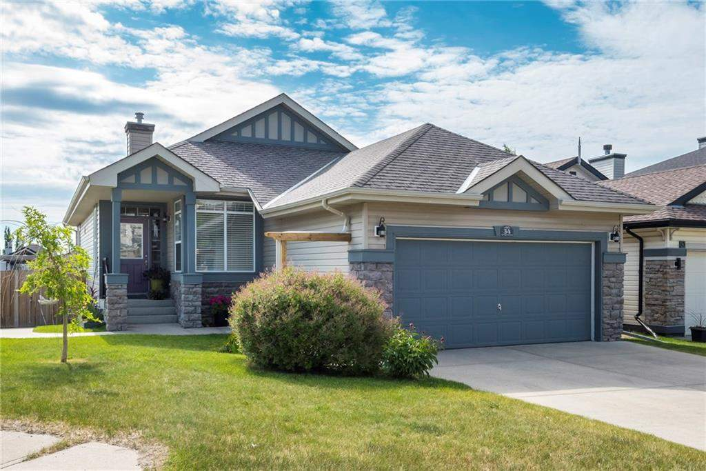 MLS® #C4189230 - 34 Springbluff Bv Sw in Springbank Hill Calgary, Detached Open Houses