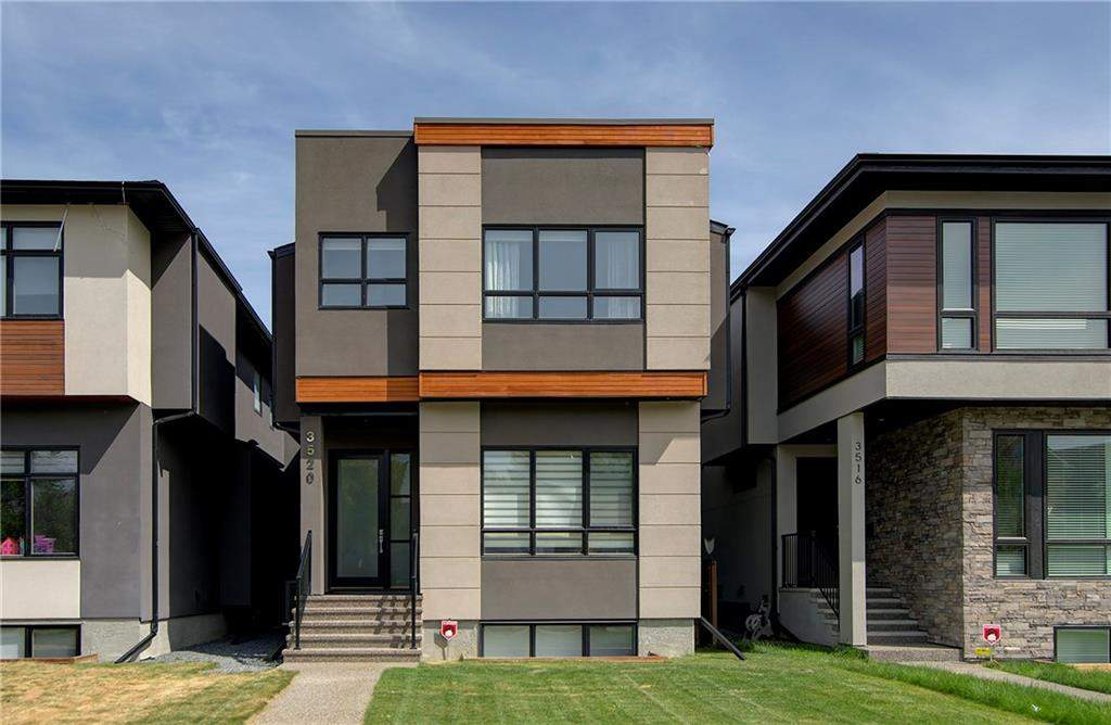 MLS® #C4189344 - 3520 7 AV Sw in Spruce Cliff Calgary, Detached Open Houses