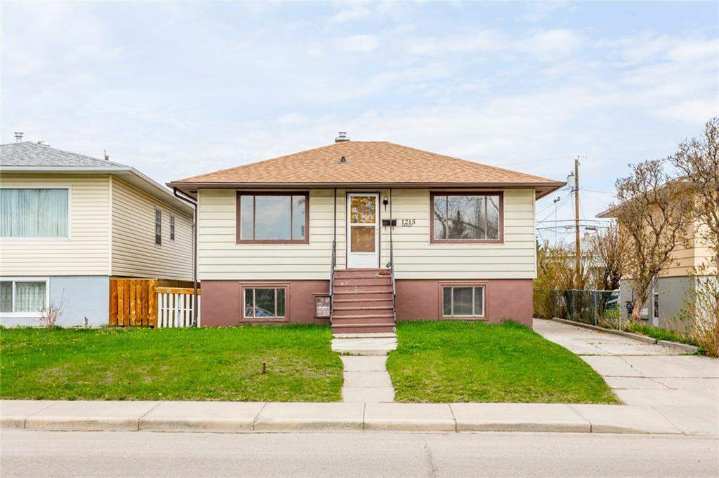 MLS® #C4189689 - 1215 Danloe ST Ne in Renfrew Calgary, Detached Open Houses