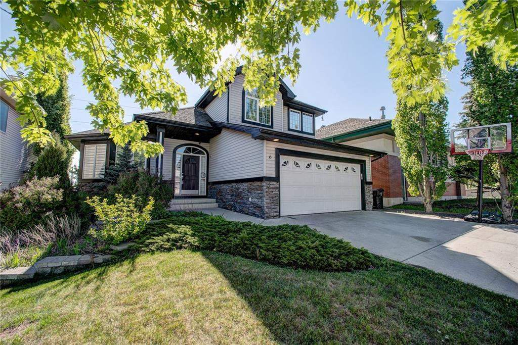 MLS® #C4189767 - 6 Valley Creek RD Nw in Valley Ridge Calgary, Detached Open Houses