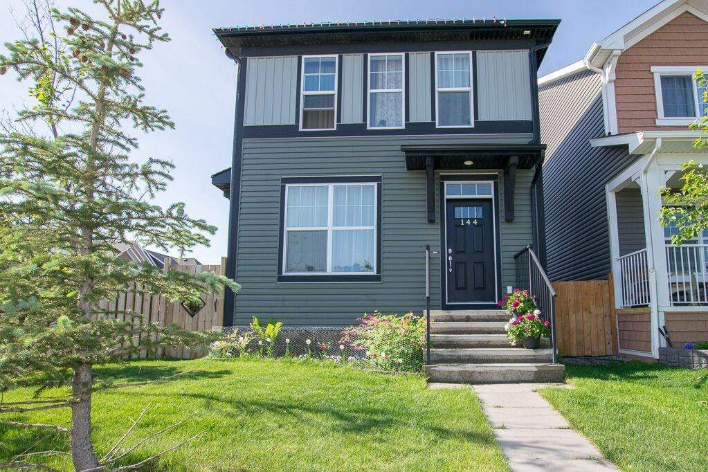MLS® #C4189795 - 144 Auburn Crest Pa Se in Auburn Bay Calgary, Detached Open Houses