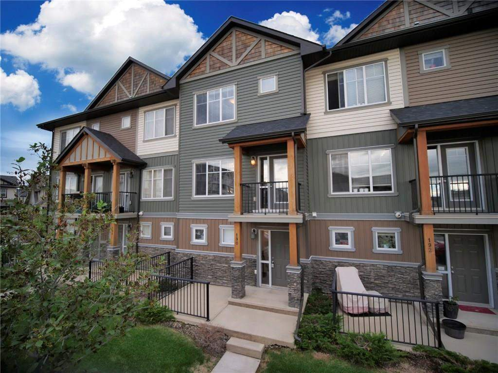 MLS® #C4189958 - 190 Skyview Ranch WY Ne in Skyview Ranch Calgary, Attached Open Houses