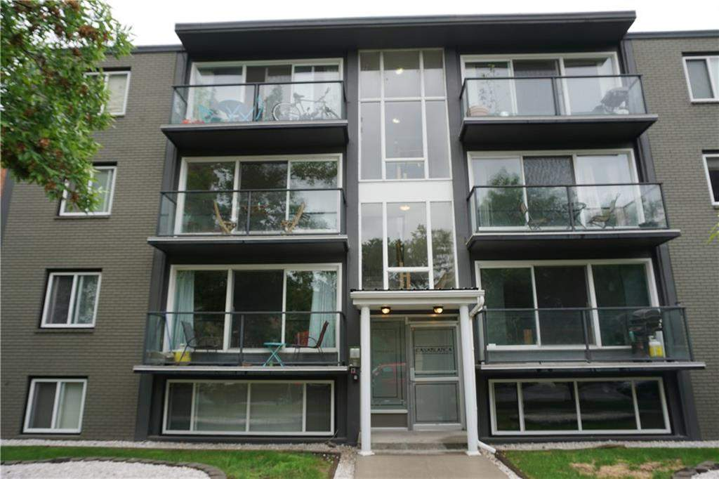 MLS® #C4190275 - #205 1029 14 AV Sw in Beltline Calgary, Apartment Open Houses