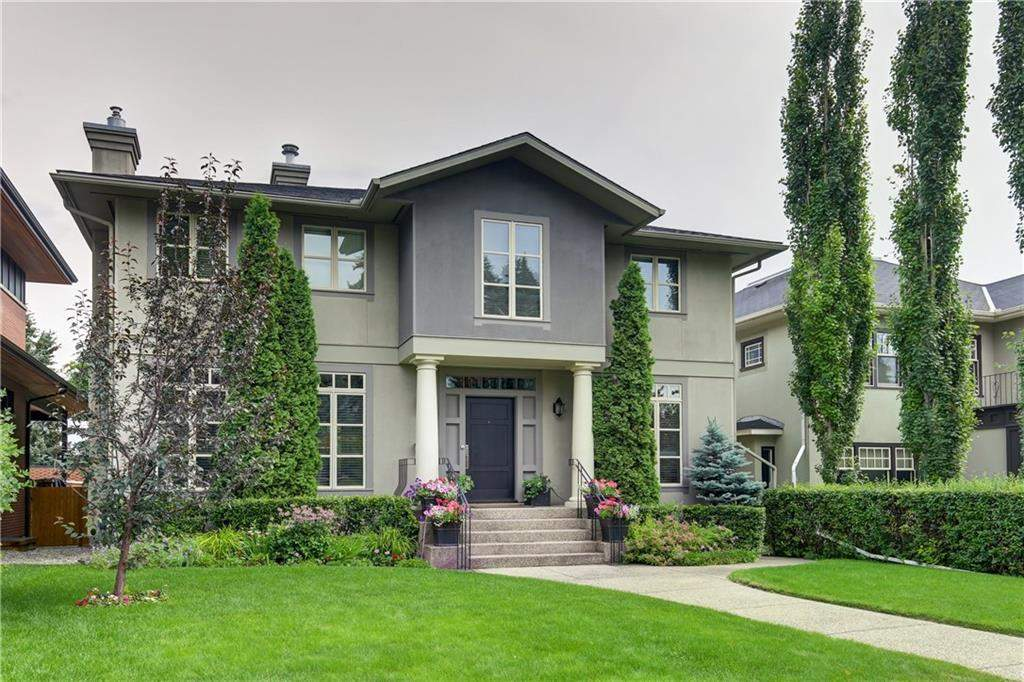 MLS® #C4190493 - 2720 10 ST Sw in Upper Mount Royal Calgary, Detached Open Houses