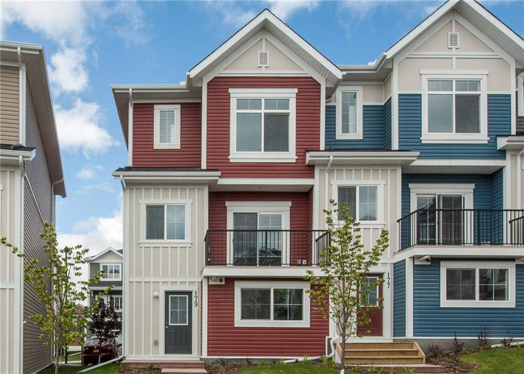 MLS® #C4190716 - 179 Nolancrest Cm Nw in Nolan Hill Calgary, Attached Open Houses